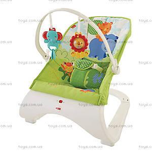 Массажное кресло Fisher-Price «Тропические друзья», CJJ79, купить