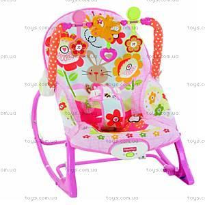 Массажное кресло-качалка «Банни», Y8184, отзывы