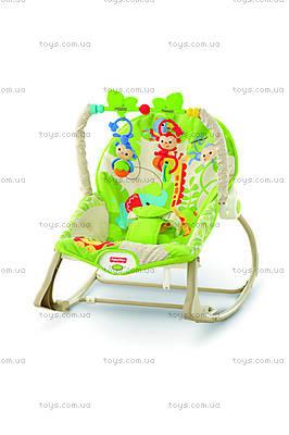 Массажное кресло-качалка «Веселые обезьянки», CBF52, купить
