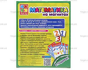 Математика на магнитах «Смешарики», VT1502-07, купить