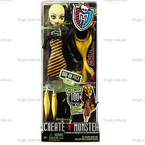 Материалы к набору Monster High «Создай монстра», W9175