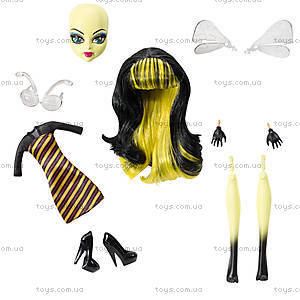 Материалы к набору Monster High «Создай монстра», W9175, цена