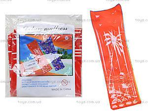 Матрац надувной «Пальмы», YJ-4102YJ-4108