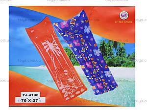 Матрац надувной «Пальмы», YJ-4102YJ-4108, отзывы