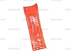 Матрац надувной «Пальмы», YJ-4102YJ-4108, игрушки