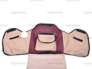 Матрасик для санок, с карманом, , фото