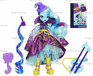Набор «Кукла-пони Трикси», Май Литл Пони Девочка Эквестрии, А6684, купить