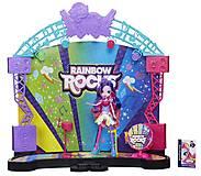 Игровой набор «Рок-концерт» Май Литл Пони, Девочки Эквестрии, A8060, фото