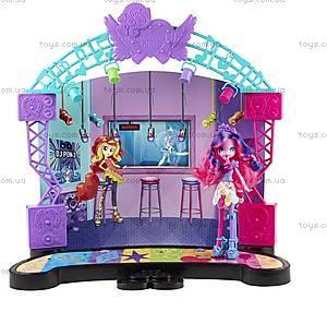 Игровой набор «Рок-концерт» Май Литл Пони, Девочки Эквестрии, A8060, купить