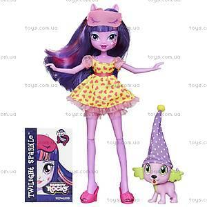Кукла со зверюшкой «Девочки Эквестрии», B1070, отзывы