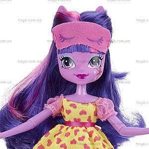 Кукла со зверюшкой «Девочки Эквестрии», B1070, цена