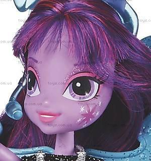 Май Литл Пони Девочки Эквестрии «Супермодница Твайлайт Спаркл», A8059, купить