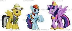 Мини-набор Май Литл Пони «Пони с новыми персонажами», A0266, фото