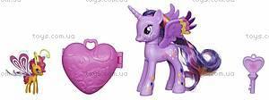 Пони с сердечком в наборе «Май Литл Пони», A8209, купить