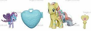 Пони с сердечком в наборе «Май Литл Пони», A8209, фото