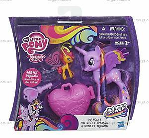 Пони с сердечком в наборе «Май Литл Пони», A8209