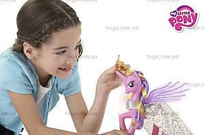 Интерактивная игрушка Май Литл Пони «Принцесса Каденс», 98969, цена