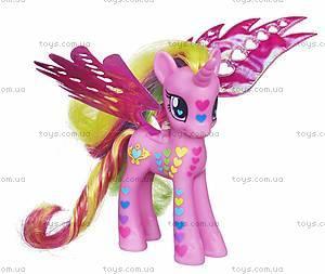Принцесса-пони «Делюкс» с волшебными крыльями, Май Литл Пони, A5932E35