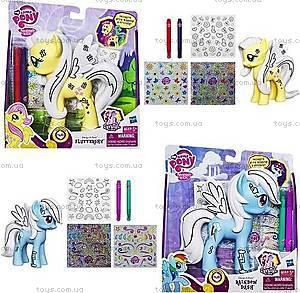 Игровой набор Май Литл Пони «Укрась пони», A1385