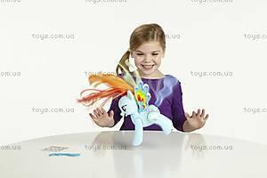 Игрушка «Проворная Рейнбоу Дэш» Май Литл Пони, А5905, купить