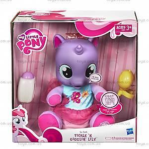Интерактивная игрушка Май Литл Пони «Малышка Лили», A3826, купить