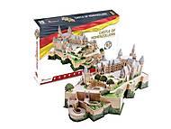 Трехмерная головоломка-конструктор «Замок Гогенцоллерн», MC232h, купить