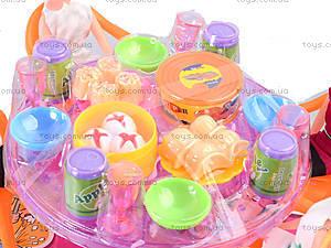 Праздничный стол с куколками, A8-55, магазин игрушек