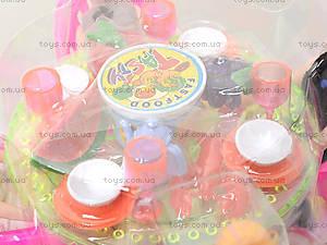 Обеденный стол с едой и куклами, 938, купить