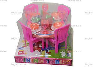 Игрушечная мебель «Столовая», 947, фото