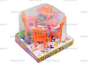 Игрушечная мебель «Столовая», 947, цена