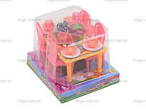 Набор игрушечной мебели «Столовая», 967, купить
