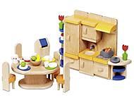 Мебель для кухни goki кукольная, 51747G, отзывы