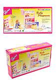 Игровой набор мебели Gloria «Детская», 21019