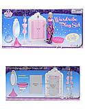 Мебель Gloria «Гардероб», 1209, toys.com.ua