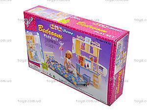 Кукольная мебель «Спальня», 2314, фото
