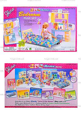 Кукольная мебель «Спальня», 2314