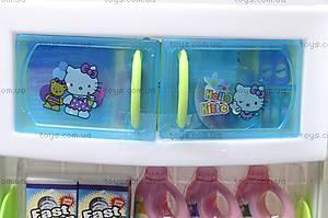 Мебель Hello, Kitty «Кухня и прачечная», 2801K/2K/3K, toys.com.ua