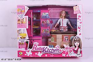Кукольная мебель для Барби «Кухня», NM58/85072