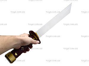 Игрушечный меч «Черепашки-ниндзя» со звуковыми эффектами, 09240, купить