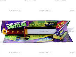 Музыкальный меч «Ниндзя-черепашки», 68320, цена