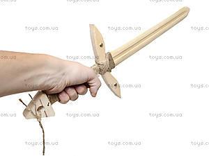 Меч деревянный «Английский», 40 см, 171844у, фото