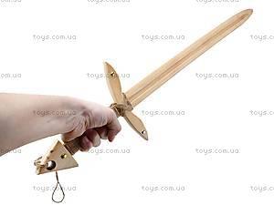 Деревянный меч «Английский», 171843, фото