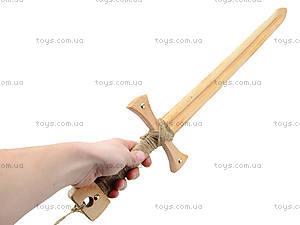 Деревянный меч «Кельтский», 171845, фото