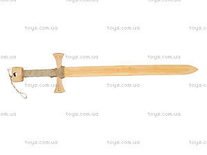 Деревянный меч «Кельтский», 171845, отзывы