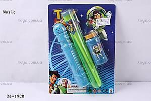 Меч «Мыльные пузыри» Toy Story, 12T-3