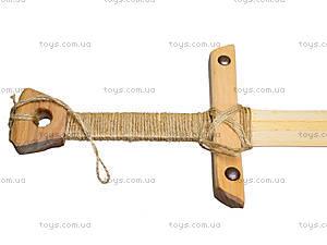 Деревянный меч «Норвежский», буковый, 171837у, фото