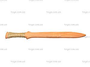 Деревянный меч «Норвежский», 35 см, 171925у, игрушки