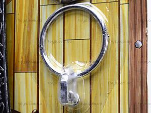 Игрушечный меч пирата с медальоном, JM5617D, игрушки