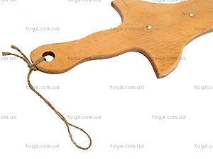 Деревянный меч для игры, 141-017, купить