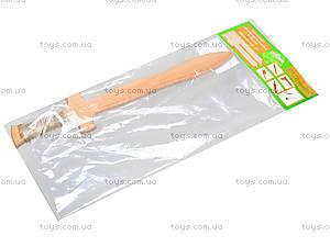 Деревянный меч «Спартанский», 35 см, 171926у, игрушки